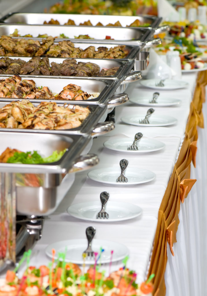 Food Options for Events | Food options for Parties | Food Stations | Super Bowl Family Entertainment Center | Appleton WI