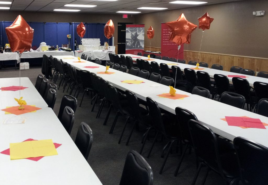The Diamond Event Space | Super Bowl Family Entertainment Center | Appleton WI