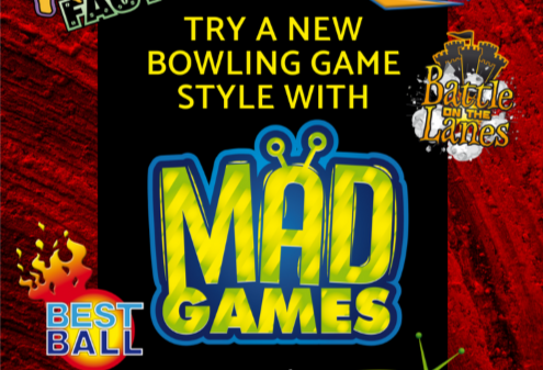 Mad Games | New Scoring System | Super Bowl Entertainment Center | Appleton WI