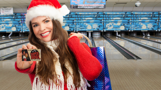 Winter Holidays | Holiday Gift Card Savings | December 2020 | Super Bowl Family Entertainment Center | Appleton, WI